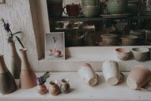 Keramik von Sabine Krispin